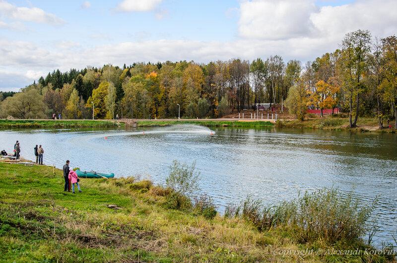 Парк Белкино, Обнинск