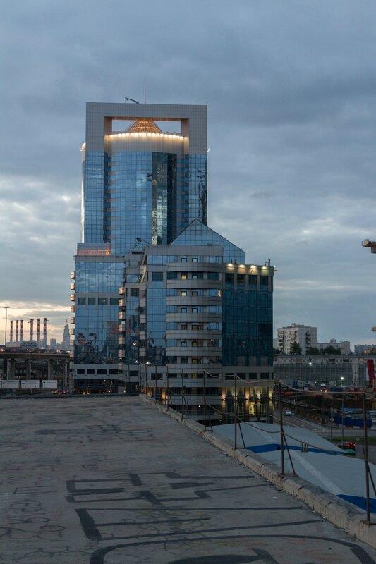 Северная башня, Москва-Сити