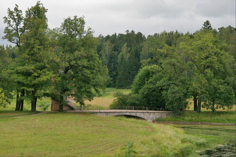 Пиль-башня и Пиль-башенный мост