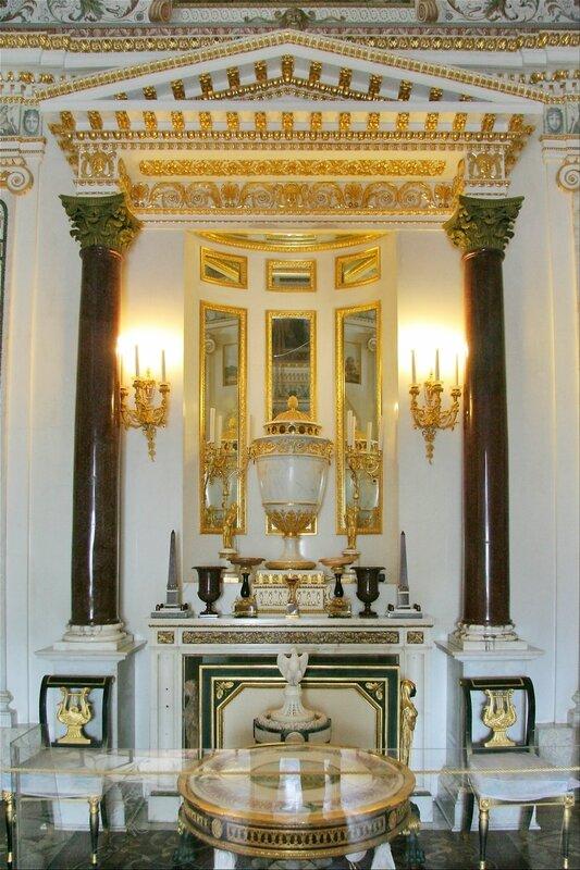 Павловский дворец, Будуар