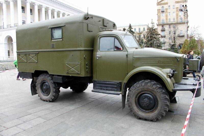 Военный ГАЗ