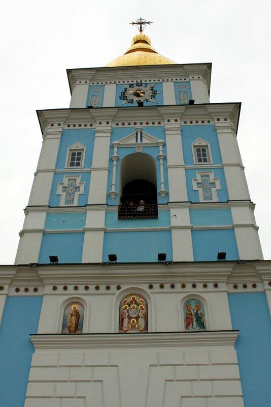 Михайловская колокольня
