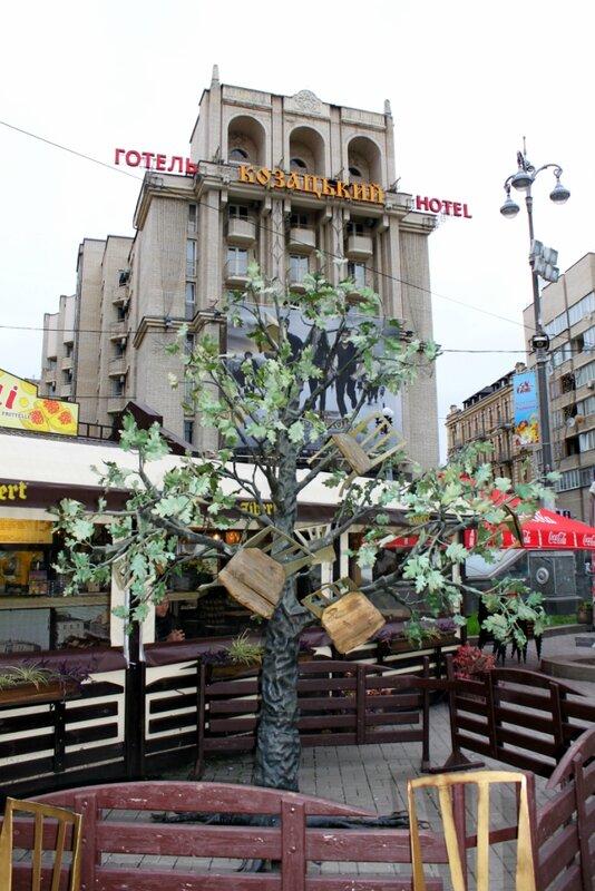 Дерево 12 стульев