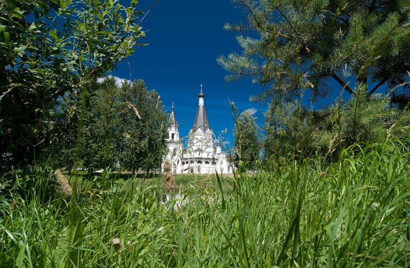 Храм Богоявления