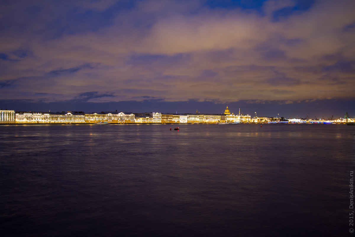 Санкт-Петербург развод мостов 1