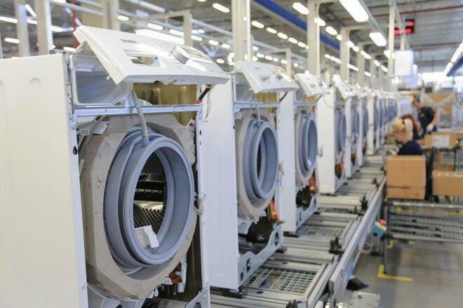 Завод Bosch в России
