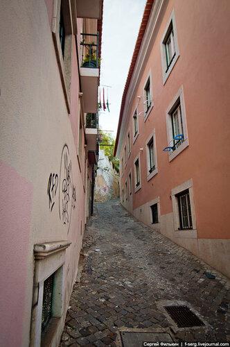 Лиссабон - неряшливое очарование (13.10.2012)