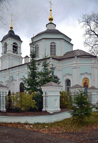 Церковь Казанской иконы Божей Матери в Дмитрове