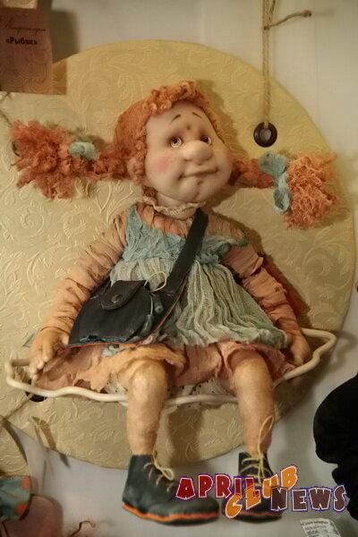 «Салон авторских кукол»