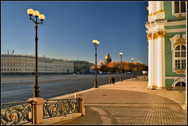 дворцовая осень