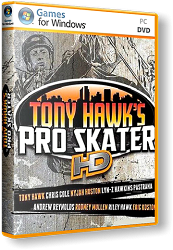 Tony Hawk's Pro Skater HD (2012) PC | RePack �� Origami