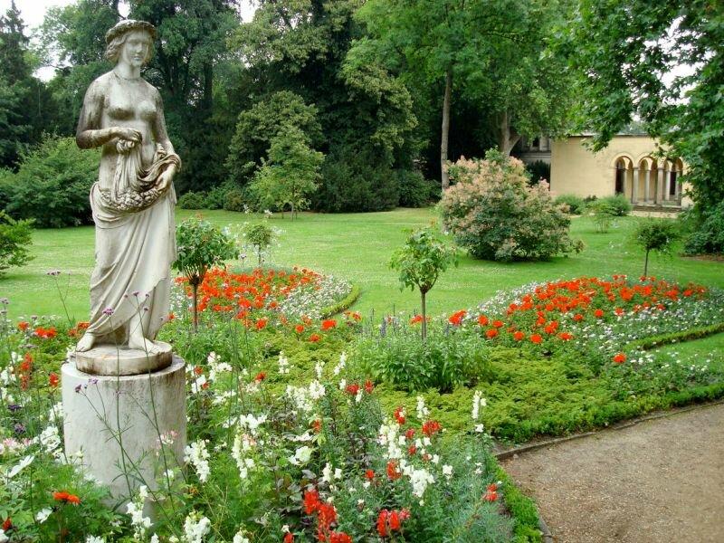 Jardines del palacio de la granja de san ildefonso segovia for Jardines romanticos