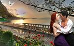 Le soir de l'amour