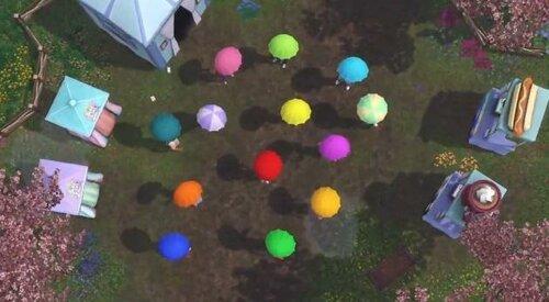 Встречаем весну с дополнением The Sims 3 Времена года