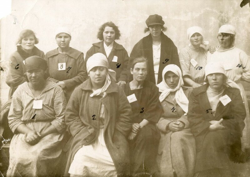 Prostitutes from Arkhangelsk, 1920's