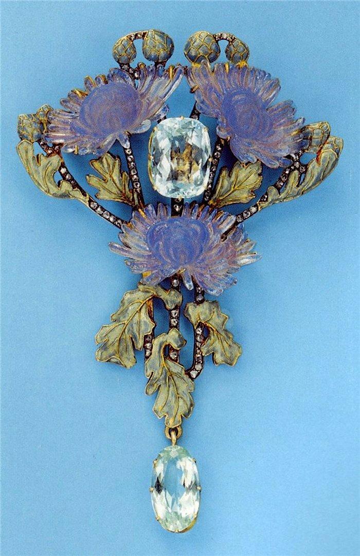 Гениальные украшения рене лалика