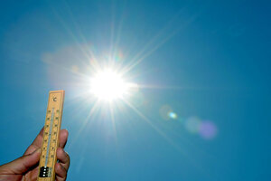 В Молдову возвращается жара – будет объявлен желтый код