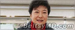 За всю историю Южной Кореи президентом впервые станет женщина