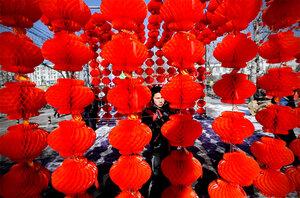Как в Китае готовятся к встрече Нового года?