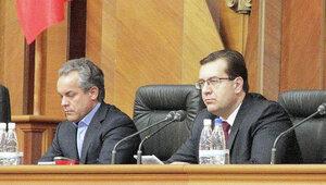 ЛДПМ и ПКРМ упразднили пост первого вице-спикера Парламента