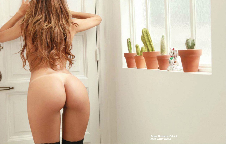 Ass of the World / Rear View - Playboy - самые красивые попы - Lola Bezerra