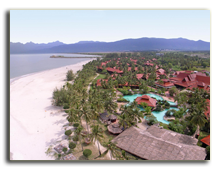 Малайзия. Лангкави. Meritus Pelangi Beach Resort & Spa
