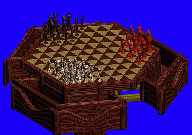 игры шах на двоих