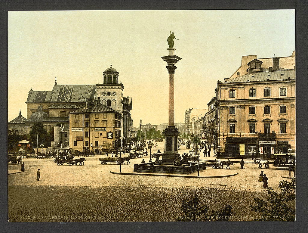 Польша и Восточная Пруссия в 1890 -1900 годах. 0_7c523_663e492e_orig