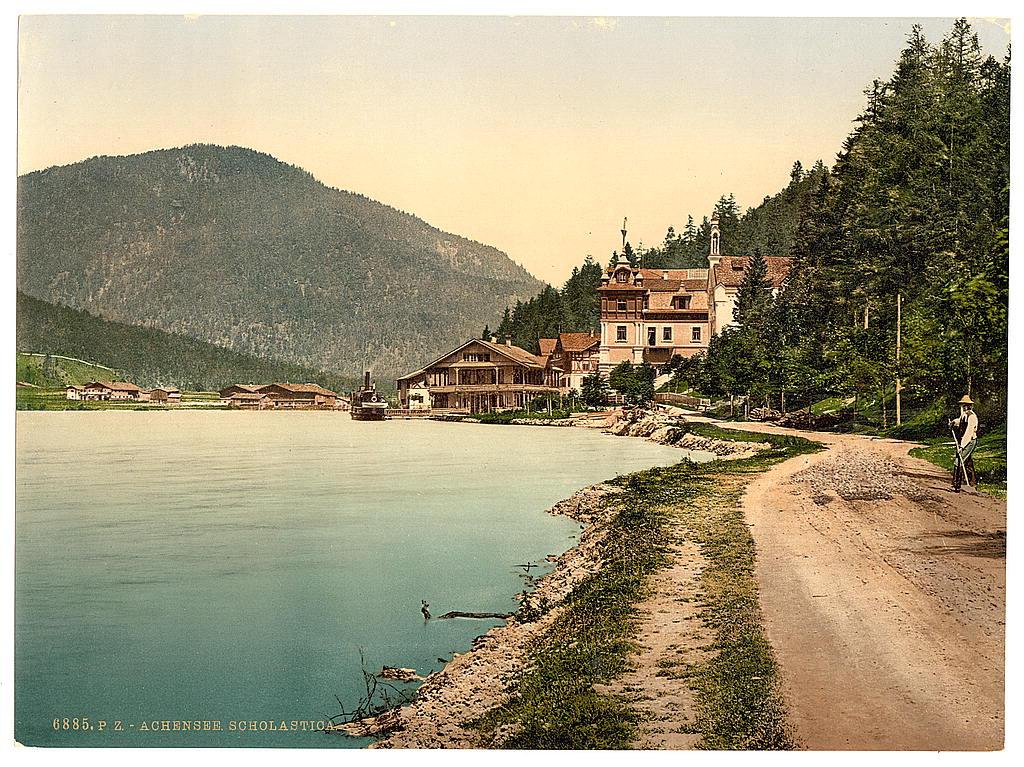 Австрия. Тироль 1890 - 1900 гг 0_80ae5_5e53b415_orig