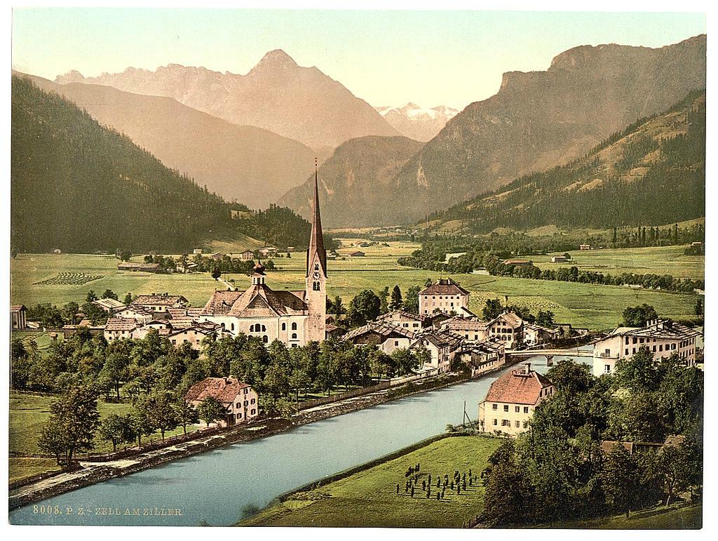 Австрия. Тироль 1890 - 1900 гг 0_80b0d_acd4ef51_orig