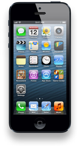 iPhone 5 (источник: apple.com)
