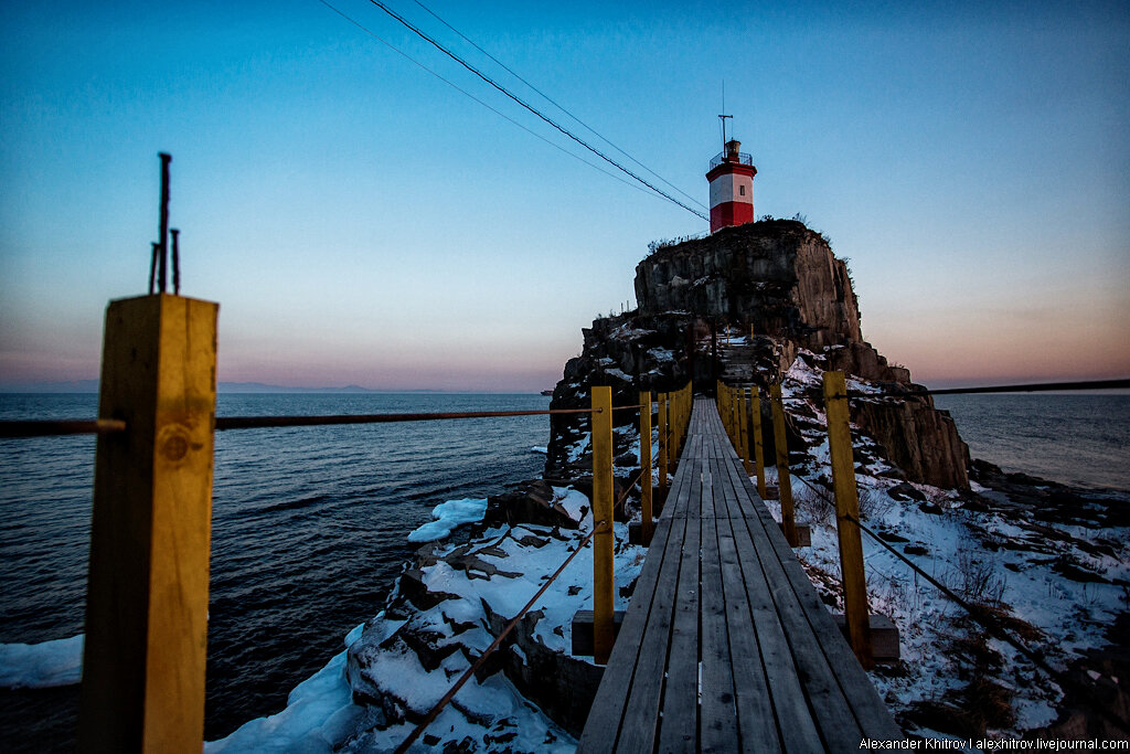 маяк бузулук фото приморье стену оригинальным