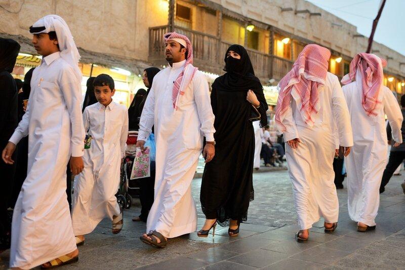 Про Катар. Про Доху