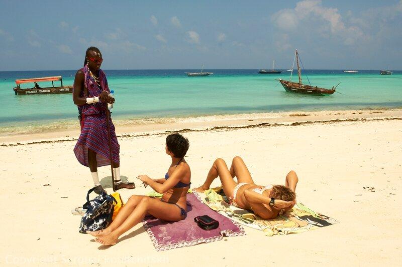 Секс туризм на пляже