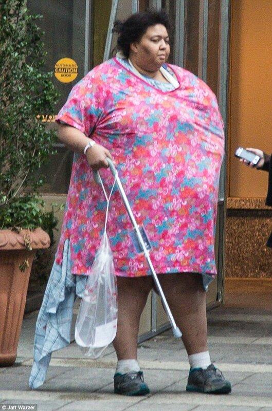 фото старых толстушек