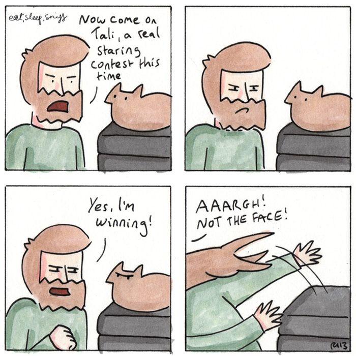 Смешные комиксы про котов на английском языке 0 c6d98 d8c083a4 orig