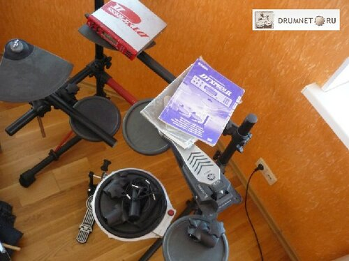 Yamaha DTX press 2