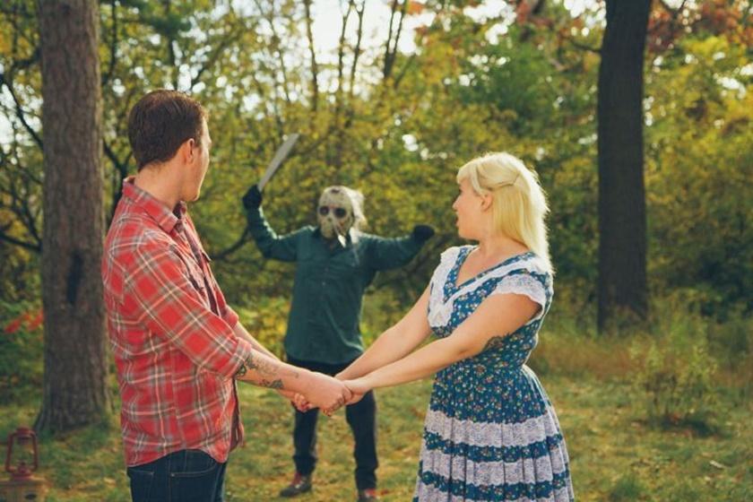 Love Scary Story. Любовная фотосессия с маньяком убийцей в маске 0 141b75 f8debc20 orig