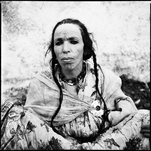 Femme Algerienne 1960