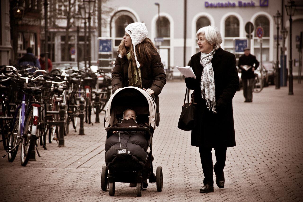 картинки люди в городе