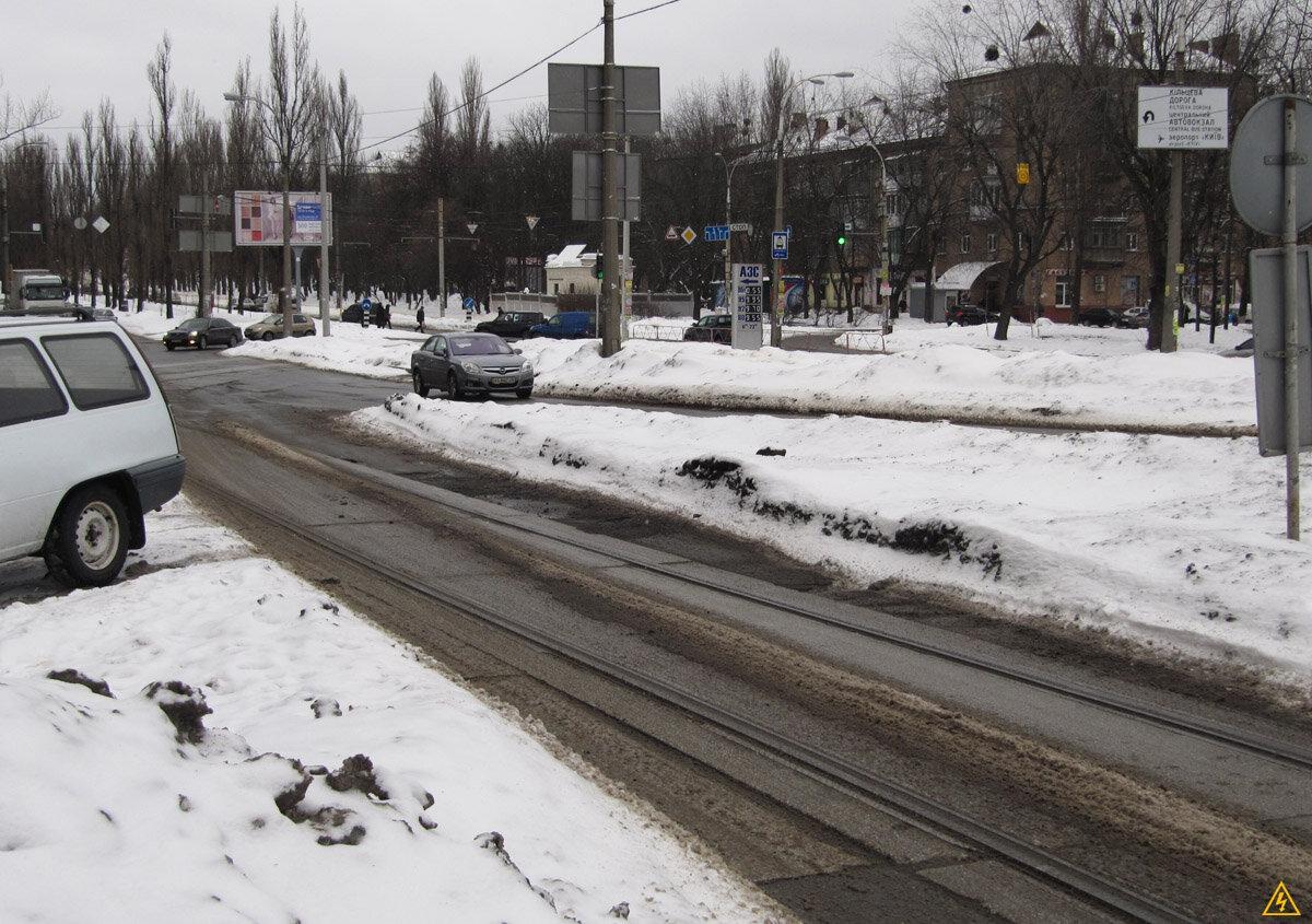 Остатки киевских маршрутов