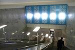 Узор в вестибюле Алма-Атинской