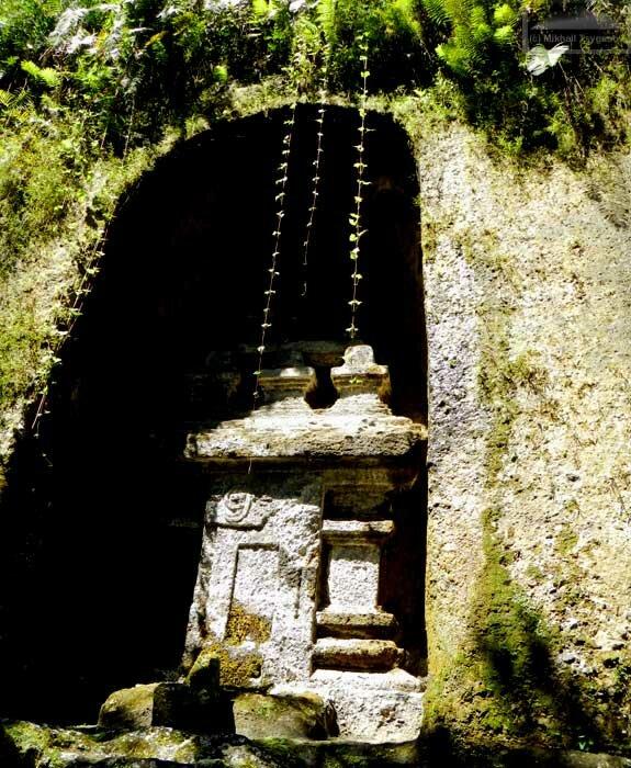 Гунунг-Кави: десятое чанди