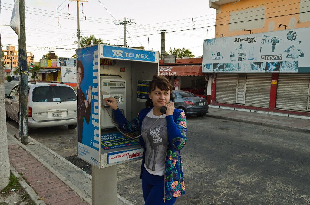 Эх... Нет связи!... :) Поездка по Мексике дикарем