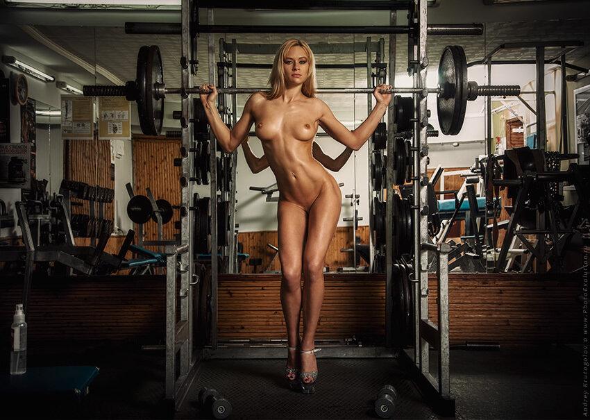 спортивные красивые девушки фото голые