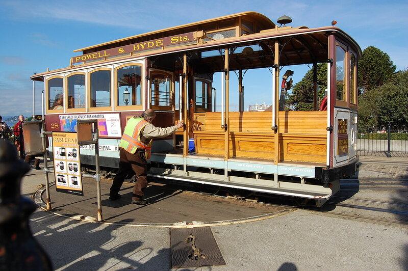 Канатный трамвай