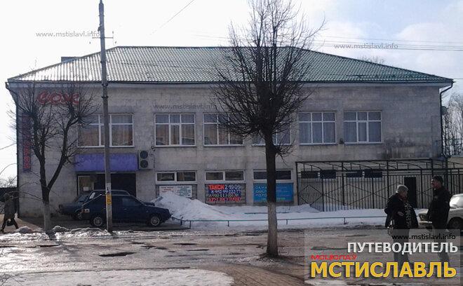 """Ресторан """"Сож"""" в п.Хиславичи"""