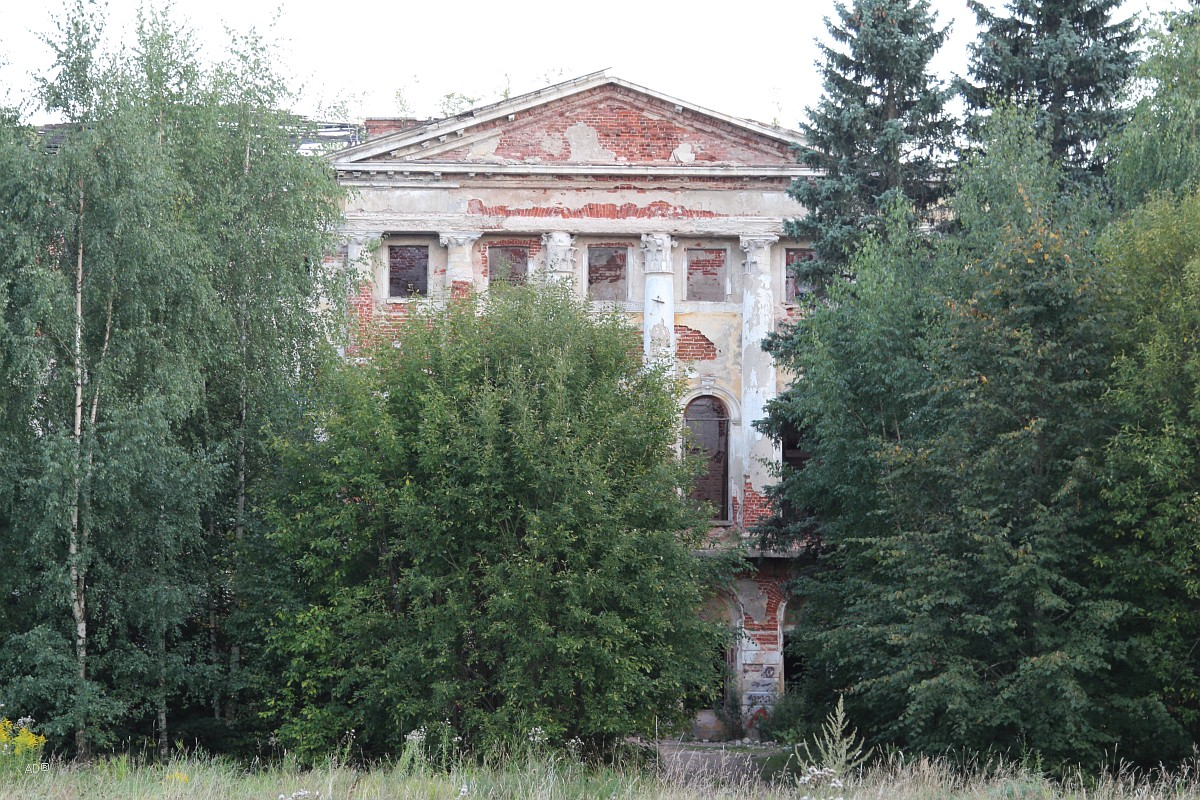 Гребнево