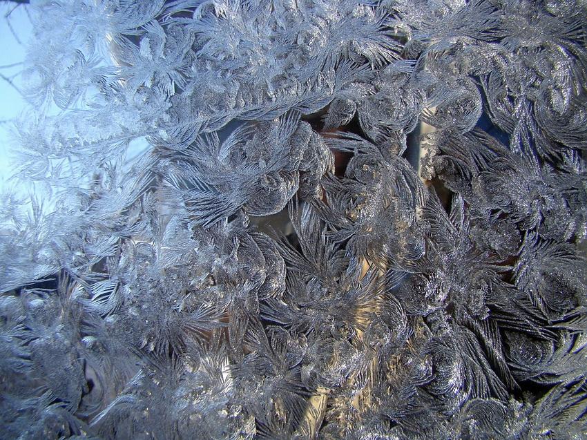 таких фото морозного узора внешний