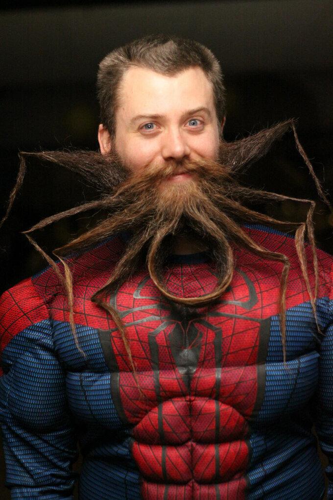 супер, смешные фото человека паука если